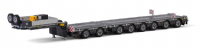 WSI Premium Line Low Loader 6 Axle Dolly 2 Axle Broshuis